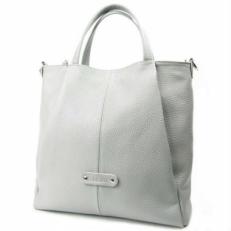 Большая женская сумка 3117 серая