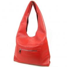 Сумка-мешок красная 3156