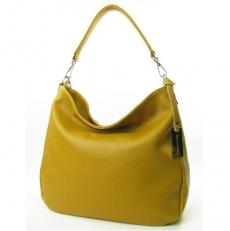 Классическая кожаная сумка женская 3345