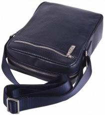 Мужская сумка 9464 N.Armani Blue фото-2