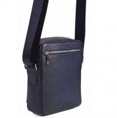 Мужская сумка 9464 N.Polo D.Blue/ Prada фото-2