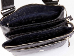 Мужская сумка 9499 N.Polo Black фото-2