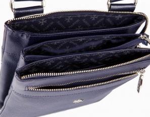Мужская сумка 9499 N.Polo D.Blue фото-2
