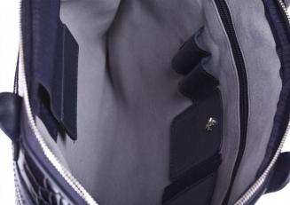 Деловая сумка 9742 N.Anaconda D.Blue фото-2