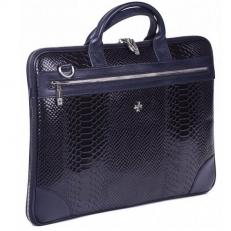 Деловая сумка 9742 N.Anaconda D.Blue