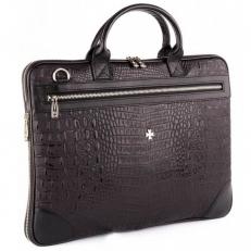Деловая сумка 9742 N.Bambino Black фото-2