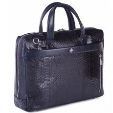 Деловая сумка 9752 N.Anaconda D.Blue