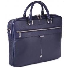 Сумка-папка 9758 N.Polo D.Blue/ Prada