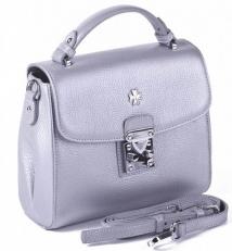 Маленькая сумка 9933 N.Polo Silver фото-2
