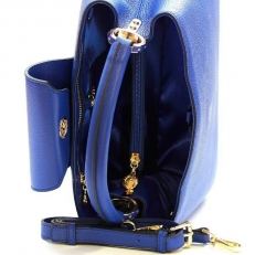 Женская сумка 9991 N.Polo Ultra Blue фото-2