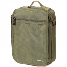 Мужская сумка через плечо тканевая 0140046
