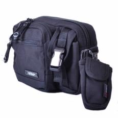 Мужская сумка 40163 черная