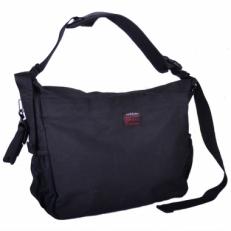 Мужская сумка 40165 черная фото-2