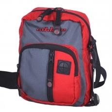 Небольшая сумка 40191 красная