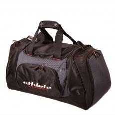 Черная спортивная сумка 40322