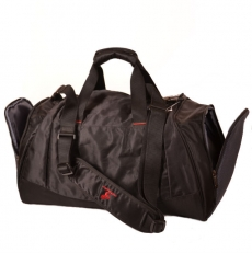 Черная спортивная сумка 40322 фото-2