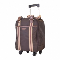 Женская сумка на колесах 48236