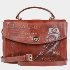 Дамская сумка Рилье «Филин» фото-2