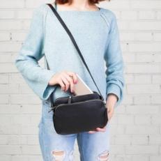 Женская сумочка Francis Ash Black фото-2