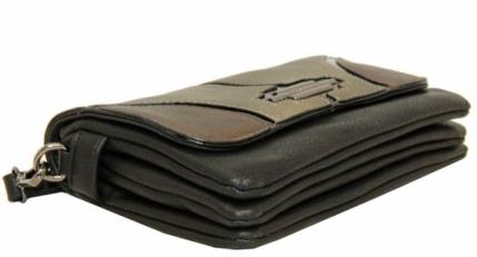 Сумочка клатч комбинированный 60841 фото-2