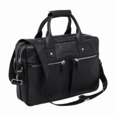 Деловая сумка Kelston Black мужская
