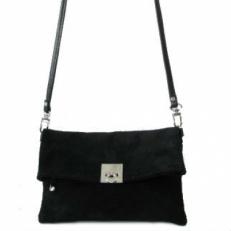 Мини сумочка замшевая 8501