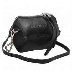 Маленькая сумочка Manilla черная