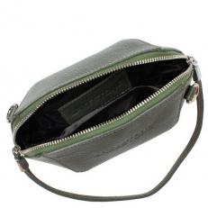 Маленькая сумочка Manilla олива фото-2
