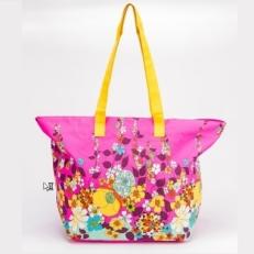 Большая пляжная сумка 10614-BE