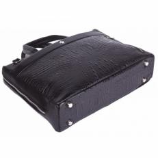 Деловая сумка Vasheron 9752 Bambino Black фото-2
