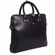 Кожаная сумка Vasheron 9754 Armani Black