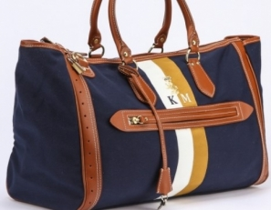Дорожная сумка 28755 синяя