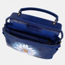 """Женская сумка с крупными цветами """"Ромашки"""" фото-2"""