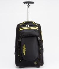 Рюкзак на колесах 336351 черный фото-2