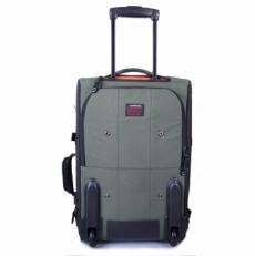 Рюкзак на колесах 40172 хаки фото-2