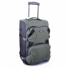 Рюкзак на колесах 40172 хаки