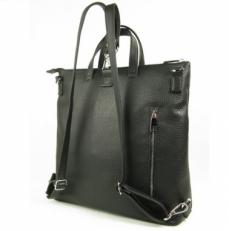 Кожаная сумка-рюкзак 5515 фото-2