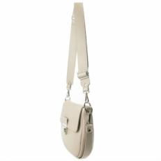 Дамская сумочка KSK 4064 бежевая фото-2