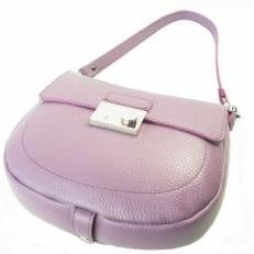 Дамская сумочка KSK 4064 сиреневая фото-2