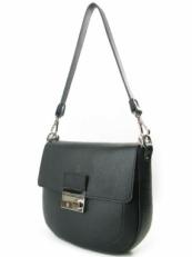 Дамская сумочка KSK 4064 черная фото-2