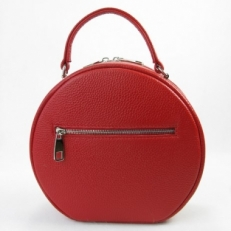 Дамская сумочка 8223 красная фото-2
