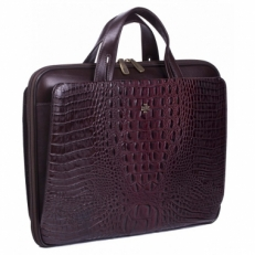 Деловая сумка 9753 Bambino Burgundi