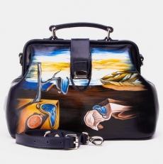 Женская сумка саквояж W0023