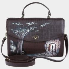 Дамская сумочка Рилье «Тропа в Зазеркалье» фото-2