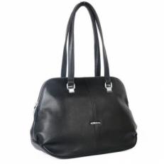 Черная женская сумка 2017176 Q11