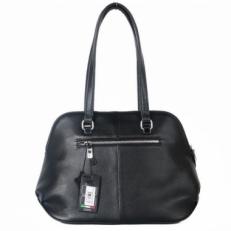 Черная женская сумка 2017176 Q11 фото-2
