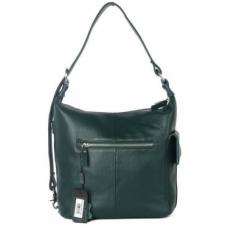 Зеленая женская сумка 31454 Q33 фото-2