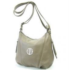 Женская сумка 3414 бежевая