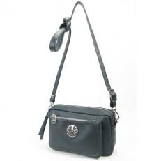 Женская сумка 7033 синяя