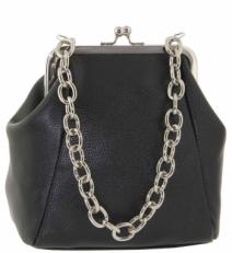 Маленькая сумочка-косметичка на фермуаре (поцелуй) 9253-1